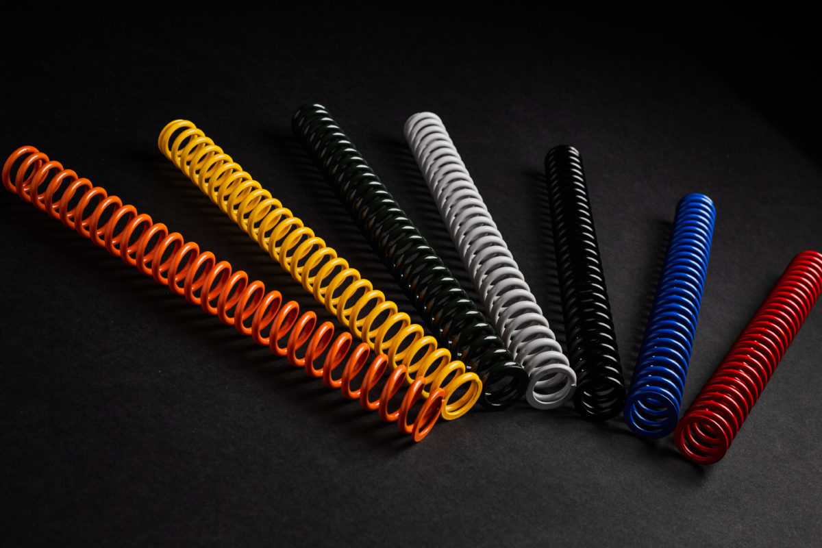 Air, Coil, or Both? New PUSH ACS-3 Coil Spring Fork