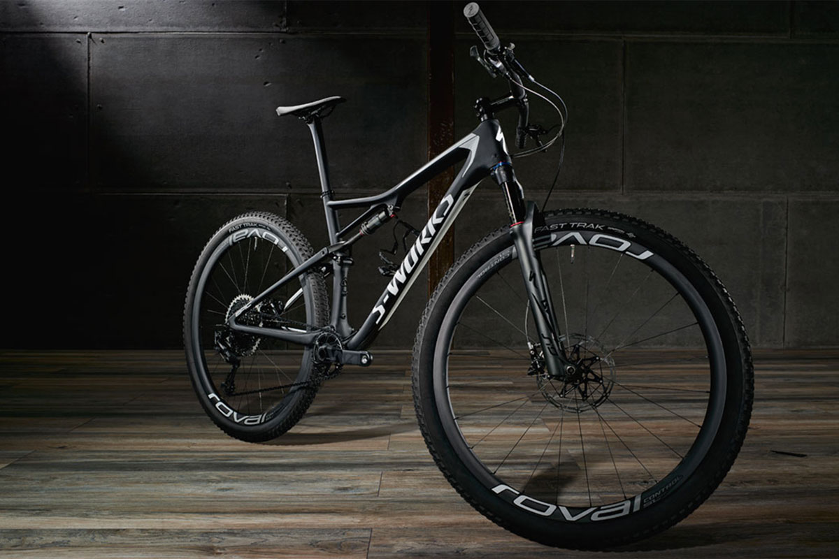 All New Specialized Epic Fsr Goes Single Pivot Frame