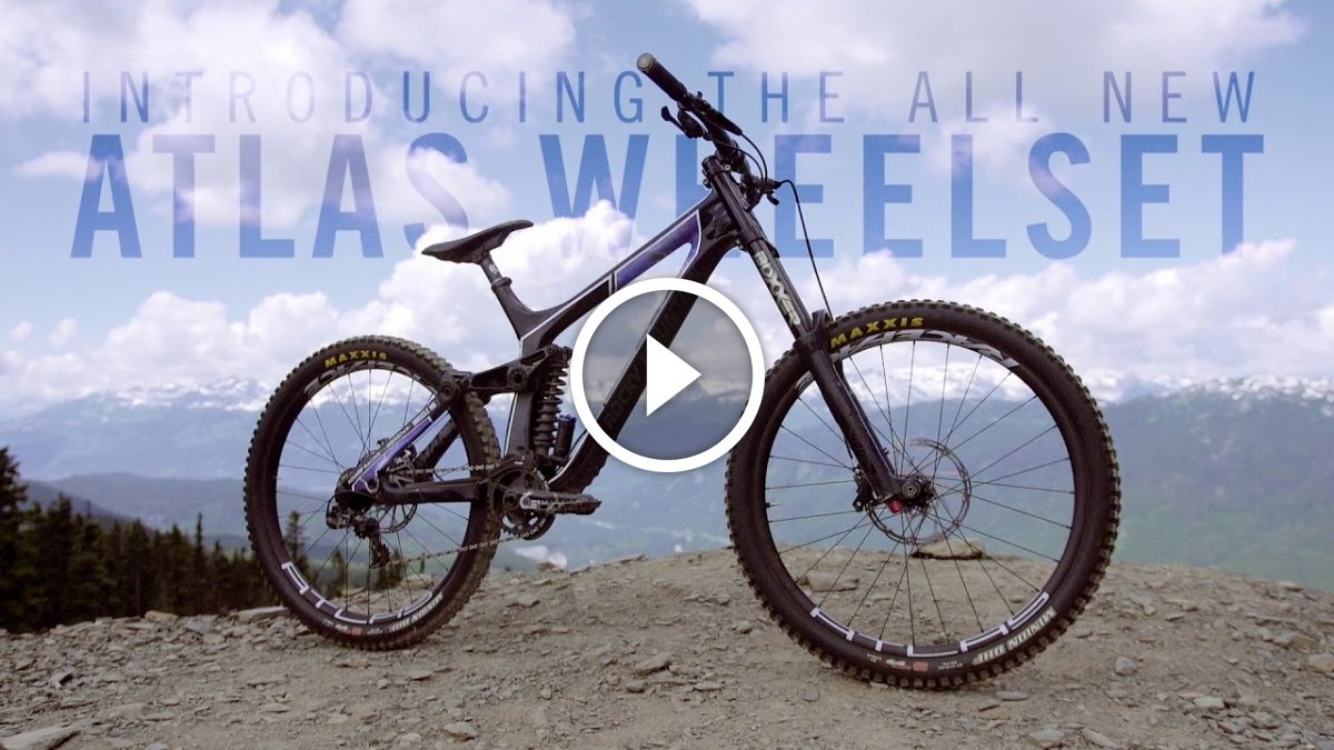 The Pole Machine: A 160mm 29er CNC'd from a Block of
