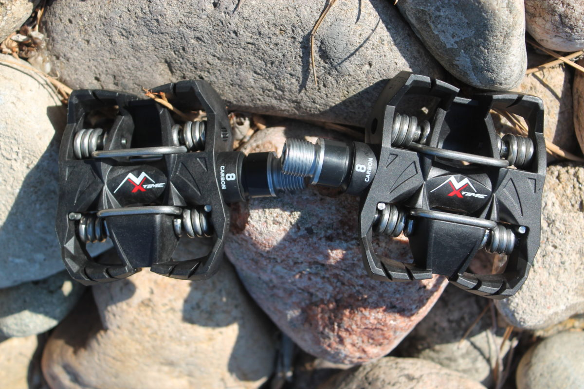 TIME ATAC MX8 Pedals