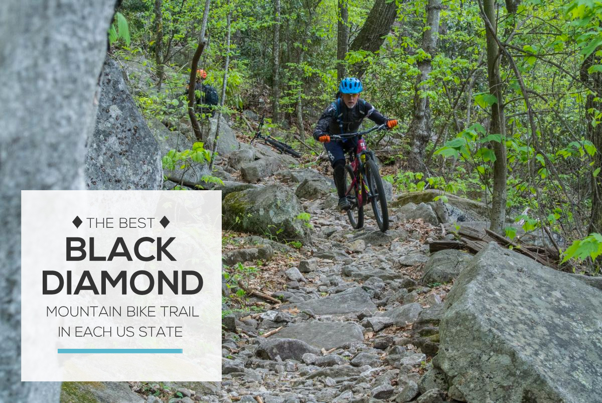 Best Black Diamond Mountain Bike Trail