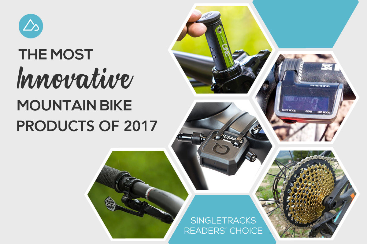 Most Innovative Mountain Bike Products of 2017