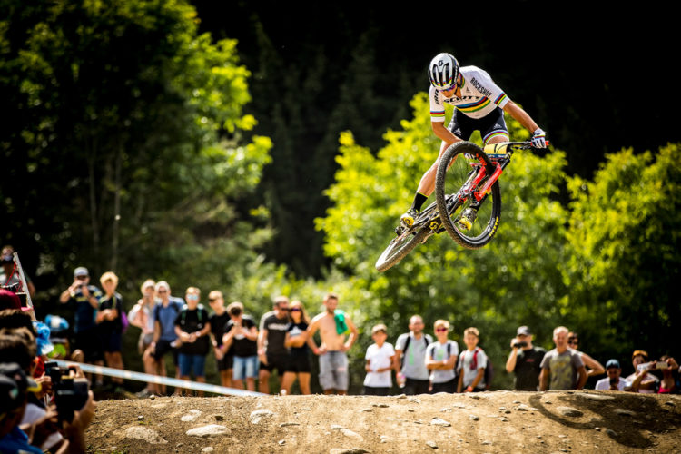Nino Schurter And Jenny Rissveds Win Gold At The Rio