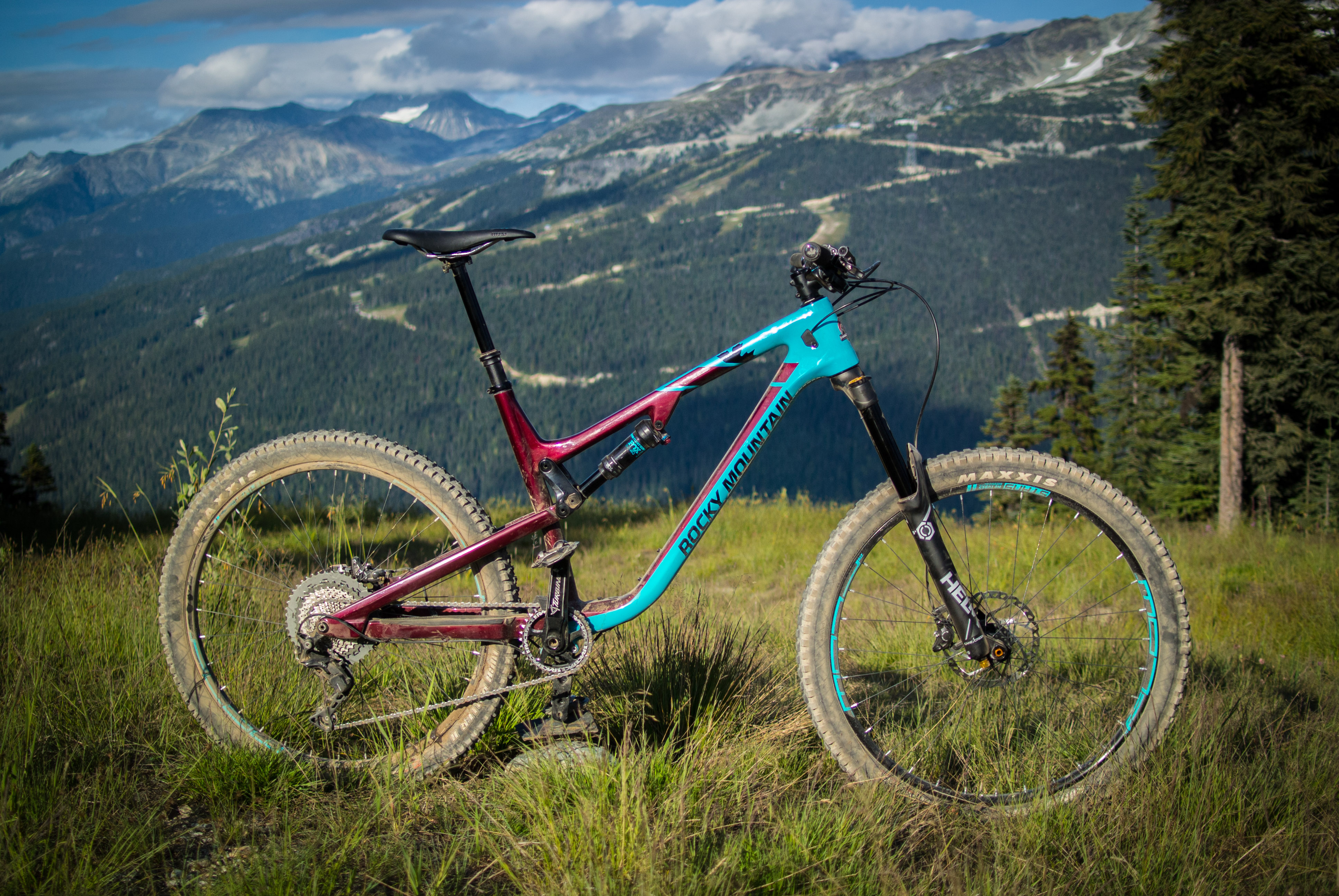 Rocky Mountain S Little Big Bike Altitude Carbon 70 Review