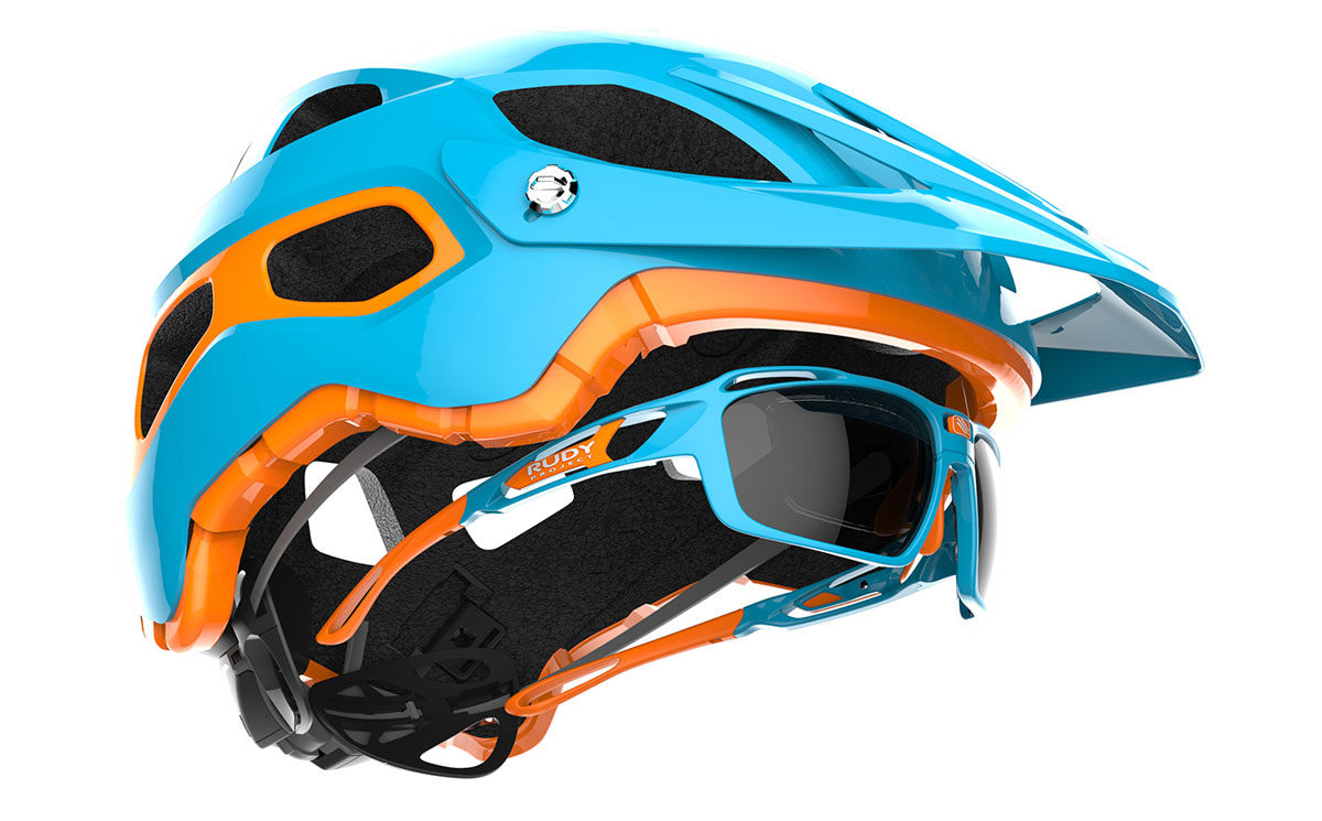 Rudy Project Unveils Company's First MTB-Specific Helmet ...