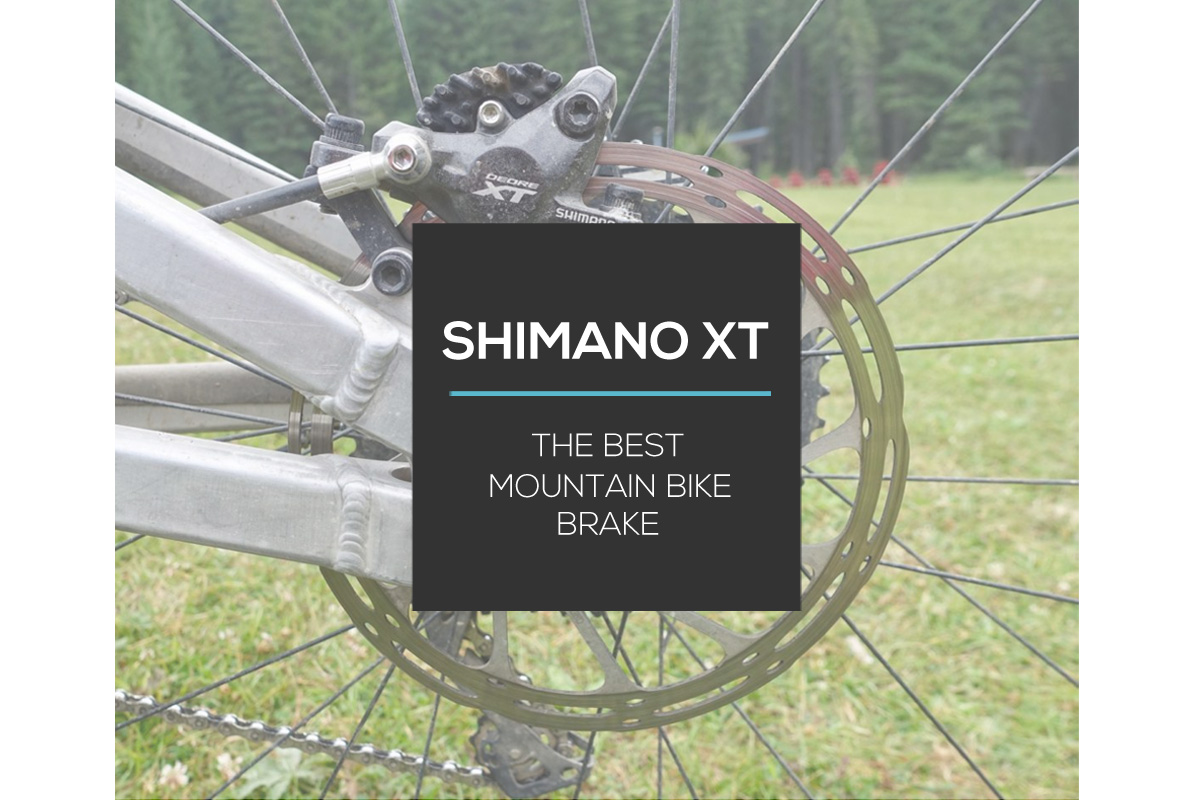 Shimano XT Best Mountain Bike Brake