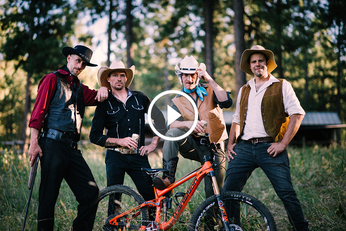 Watch: Transition Puts Old Bike Out to Pasture, New Bikes Coming - Singletracks Mountain Bike News
