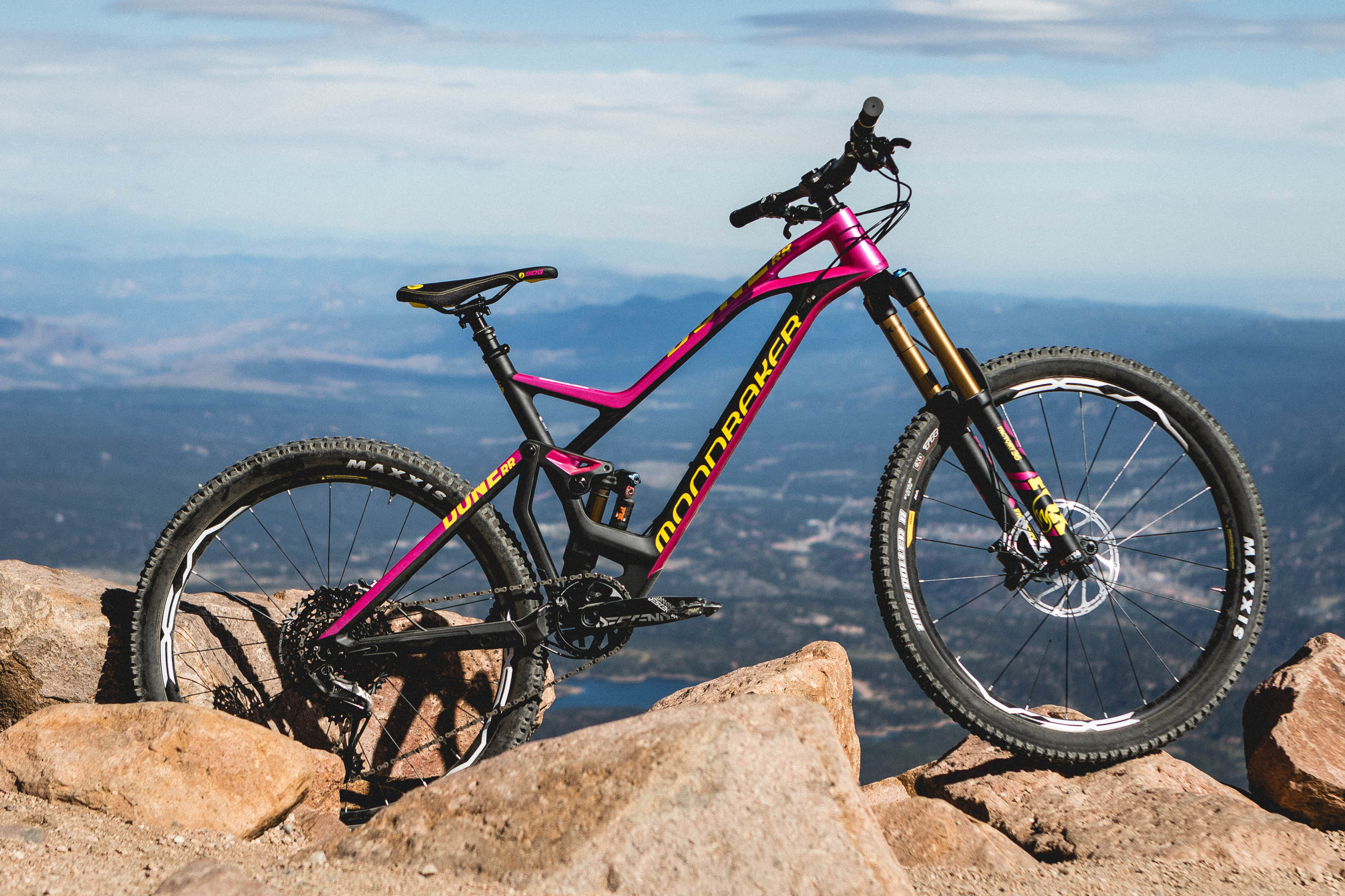 Mondraker Mountain Bikes Coming To The USA