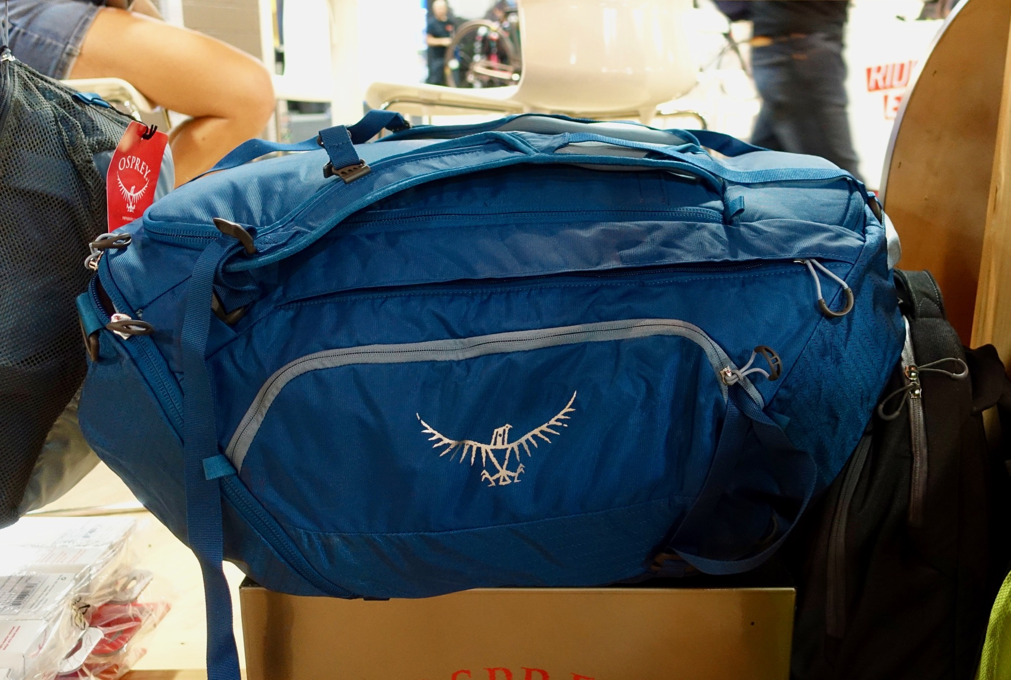 Osprey S New Gear Hauling Bags Are Superbly Engineered