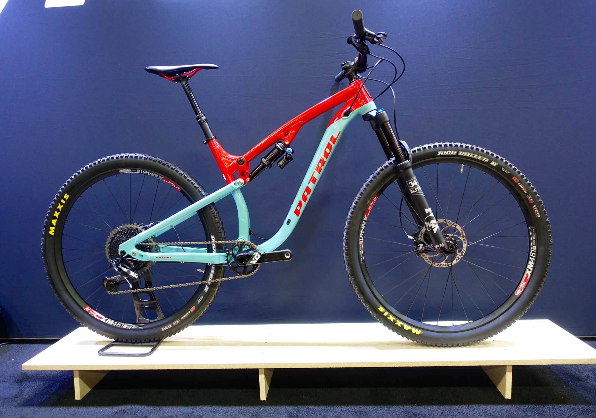 Patrol is introducing an all-new trail bike: the 591. With 140mm of travel  front and rear and 29er wheels, this bike hits pretty squarely in the  center of ...