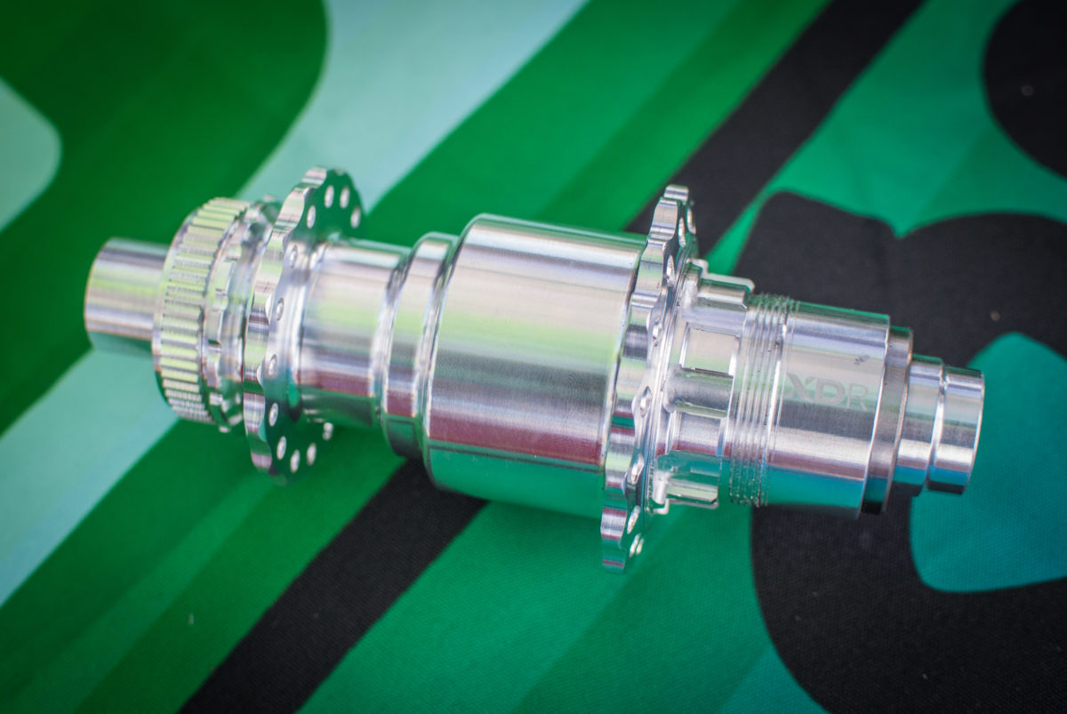 Onyx Hubs Drop Weight, Add Clever Feature to Prevent Driver