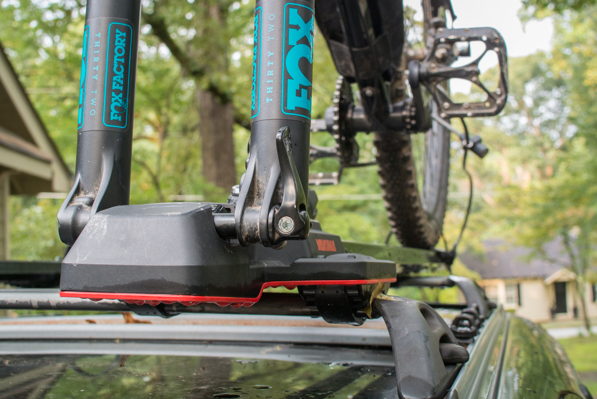 Yakima Highspeed Fork Mount Tray Review Singletracks