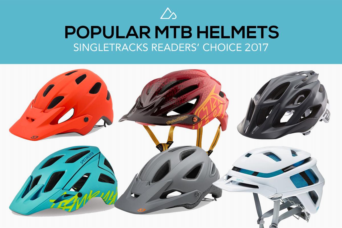 The Crowd Speaks: Most Popular Helmets for Mountain Biking in 2017 - Singletracks Mountain Bike News