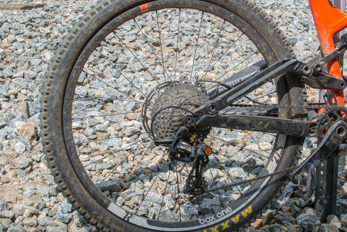 Box Components One Carbon Wheelset Review - Singletracks
