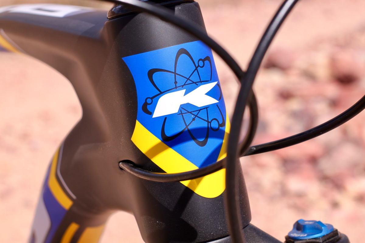 9ac3978c234 KHS managed to build a carbon XC race bike that doesn t feel harsh