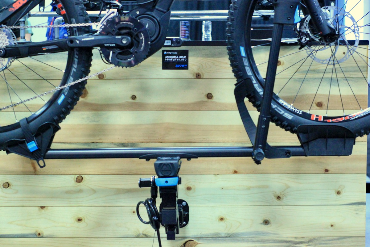 For Some Reason Single Bike Hitch Racks Are A Hot Thing