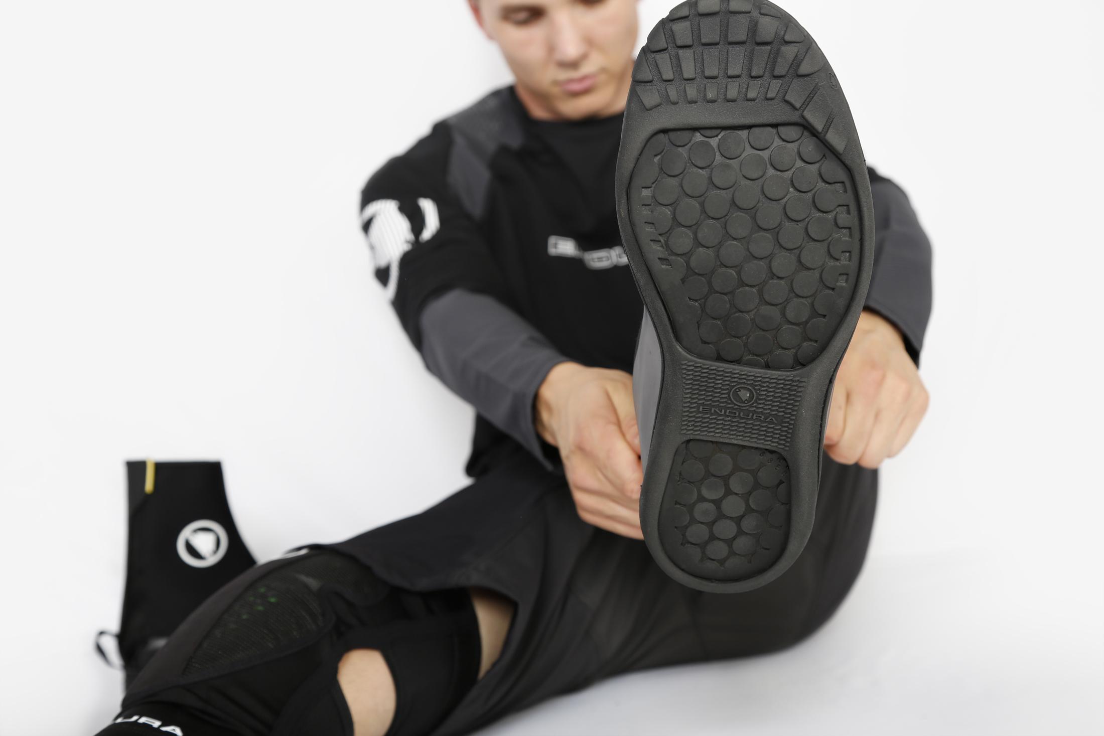 Endura Shoe Cover Sizing
