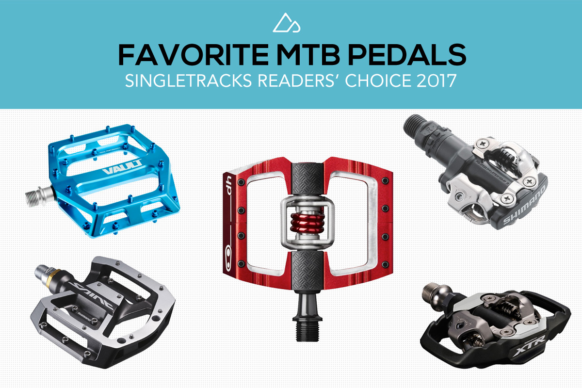 Best Mountain Bike Pedals >> We Surveyed 2 100 Mountain Bikers To Find The Best Mtb