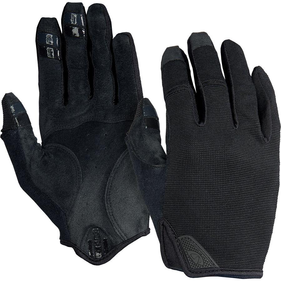 Giro DND Black Gloves