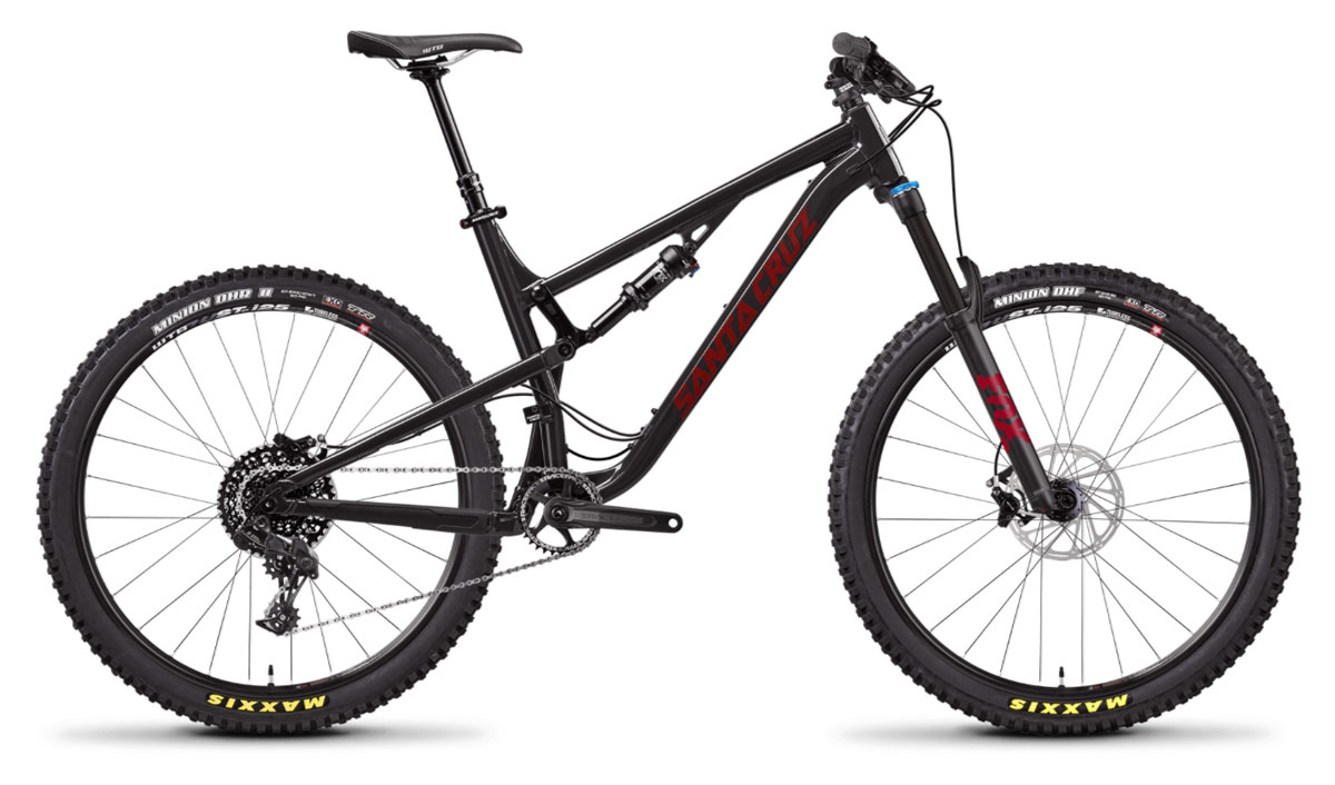 Santa Cruz Bronson 2017 >> Top 10 Enduro and All-Mountain Bikes of 2017, According to Singletracks Readers - Page 9 of 10 ...