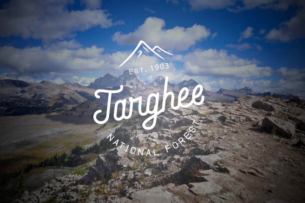 Caribou-Targhee National Forest