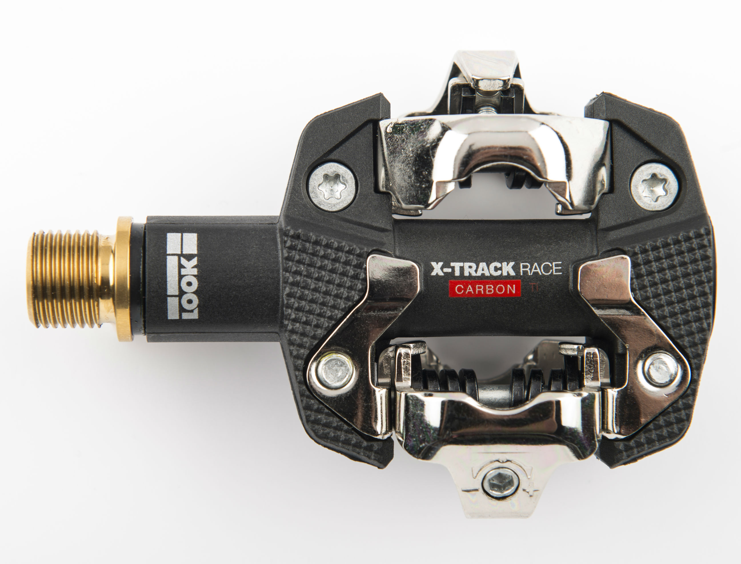 "34c2780d351 Look has just released their new line of X-Track mountain bike pedals. Look  claims that the pedals provide the ""best weight to contact surface ratio on  the ..."