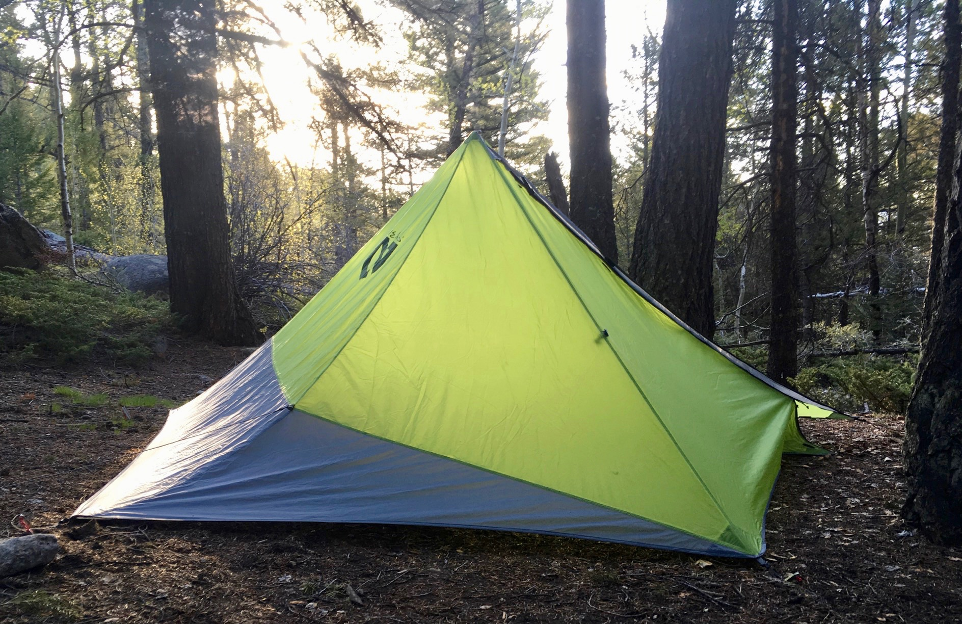 Nemo Equipment Apollo 3p Bikepacking Shelter Review