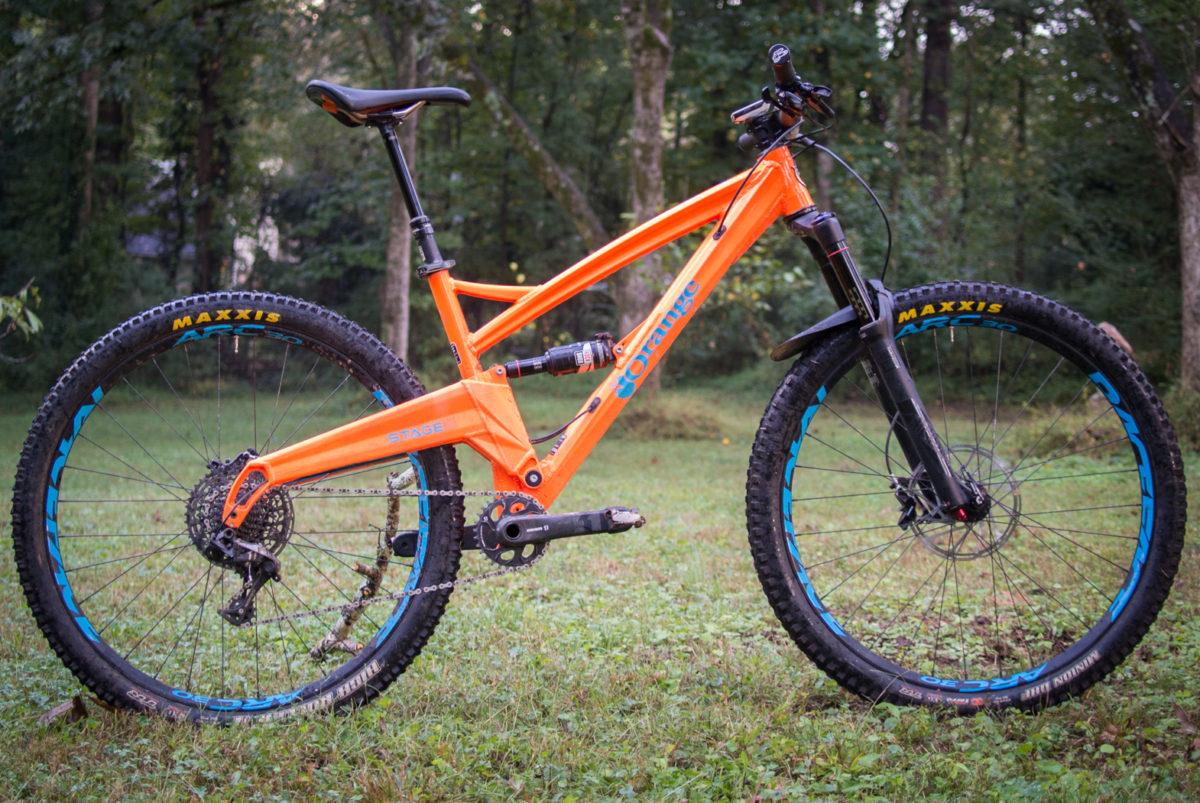Orange Mountain Bikes Usa Famous Mountain Bike 2017
