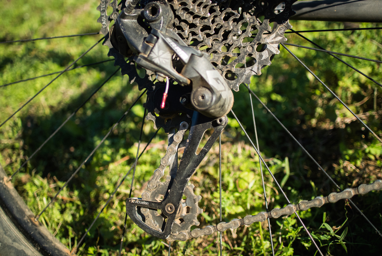 Review: 400 Miles on SRAM's GX Eagle Drivetrain