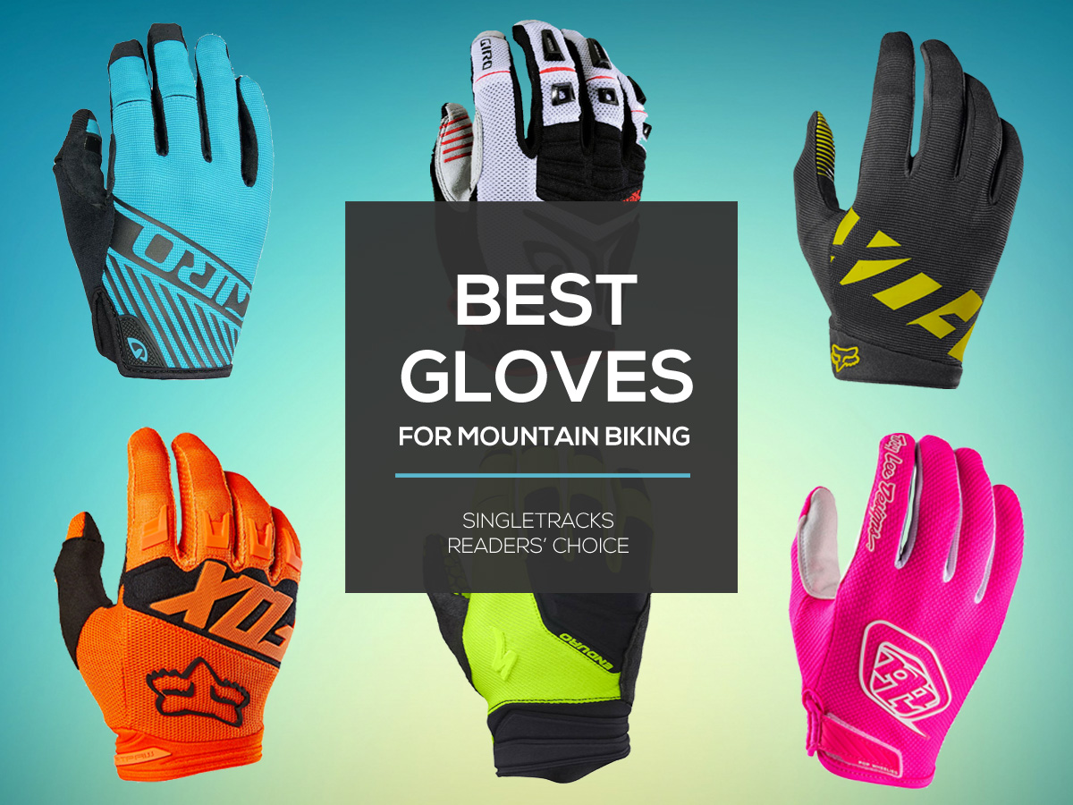 Best Gloves for Mountain Biking