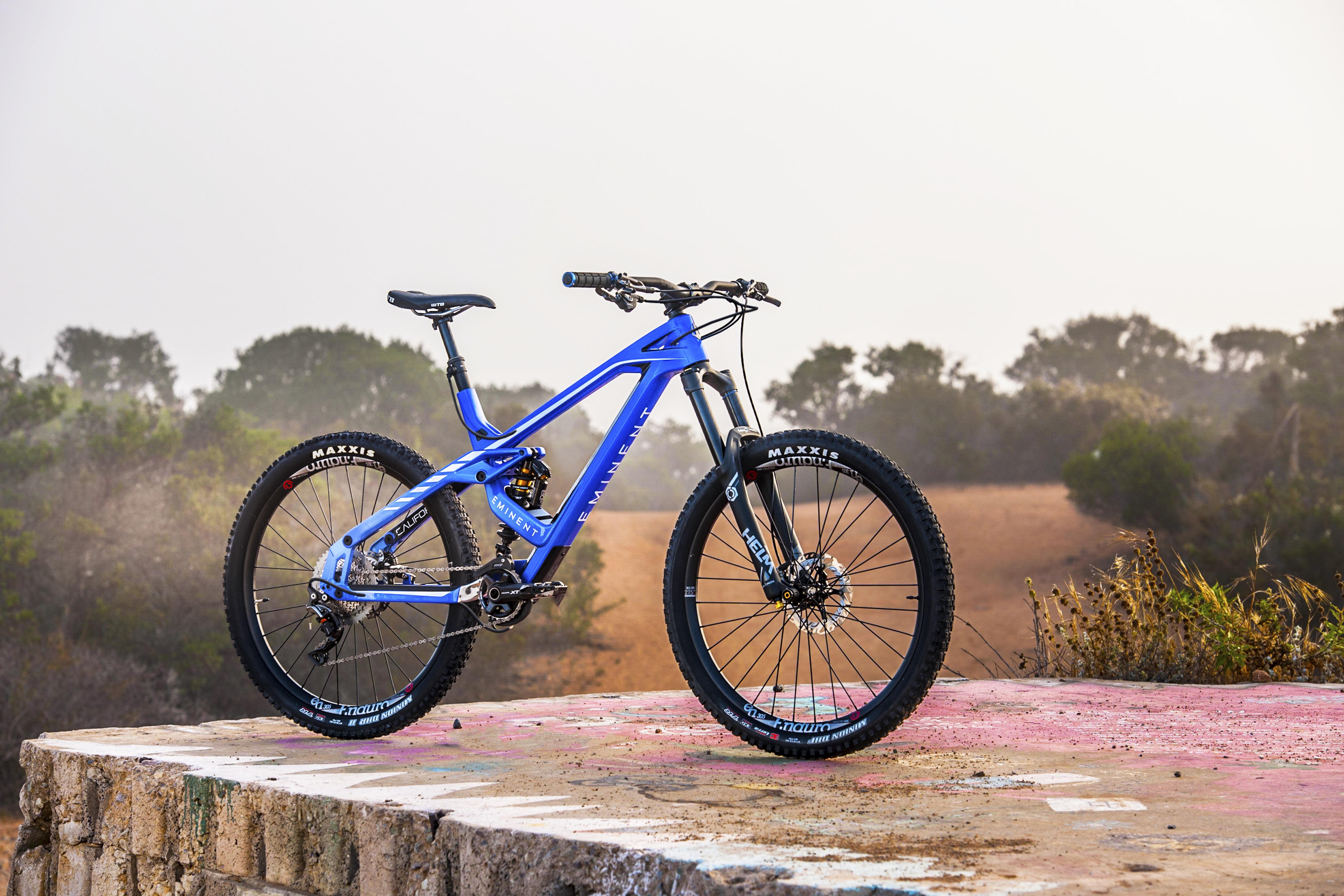 New Company New Bike The Eminent Haste Singletracks