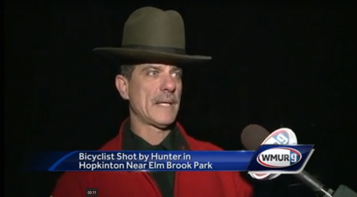 Mountain Biker Shot by Hunter in New Hampshire - Singletracks Mountain Bike News