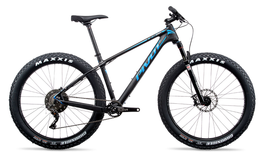 This fat bike is specifically designed to be compatible with every single  plus-size or fat-tire wheel+tire size ... 4d9271784