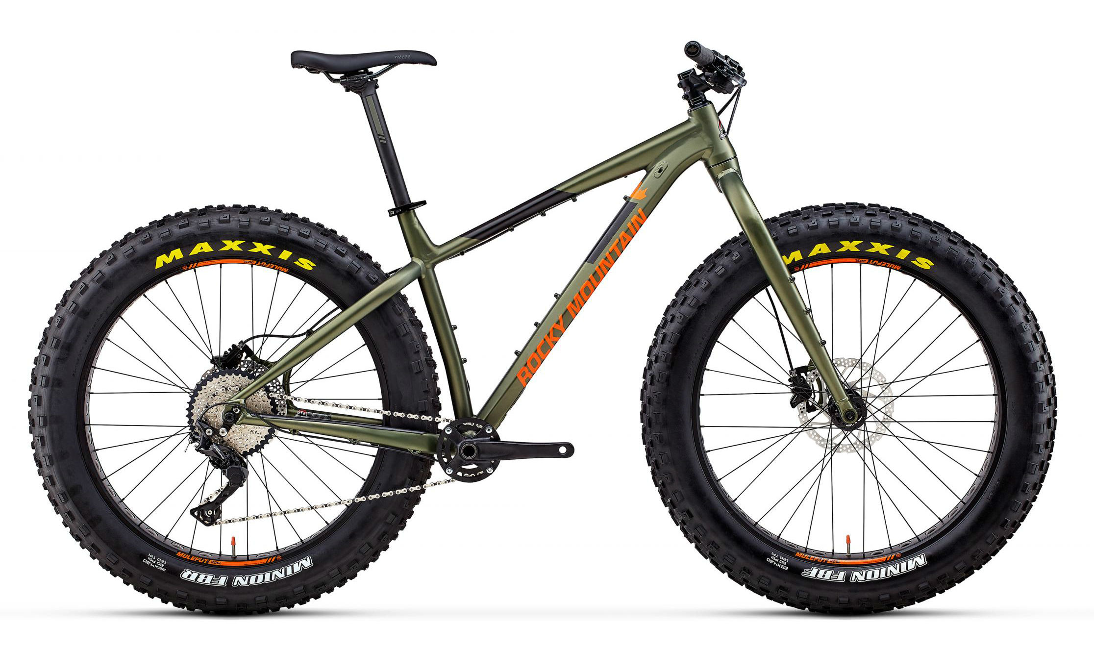 61ef0dcff71 With the introduction of the Blizzard, Rocky Mountain focused on bringing  trail bike geometry and handling to the fat bike market, and if the high  praise ...