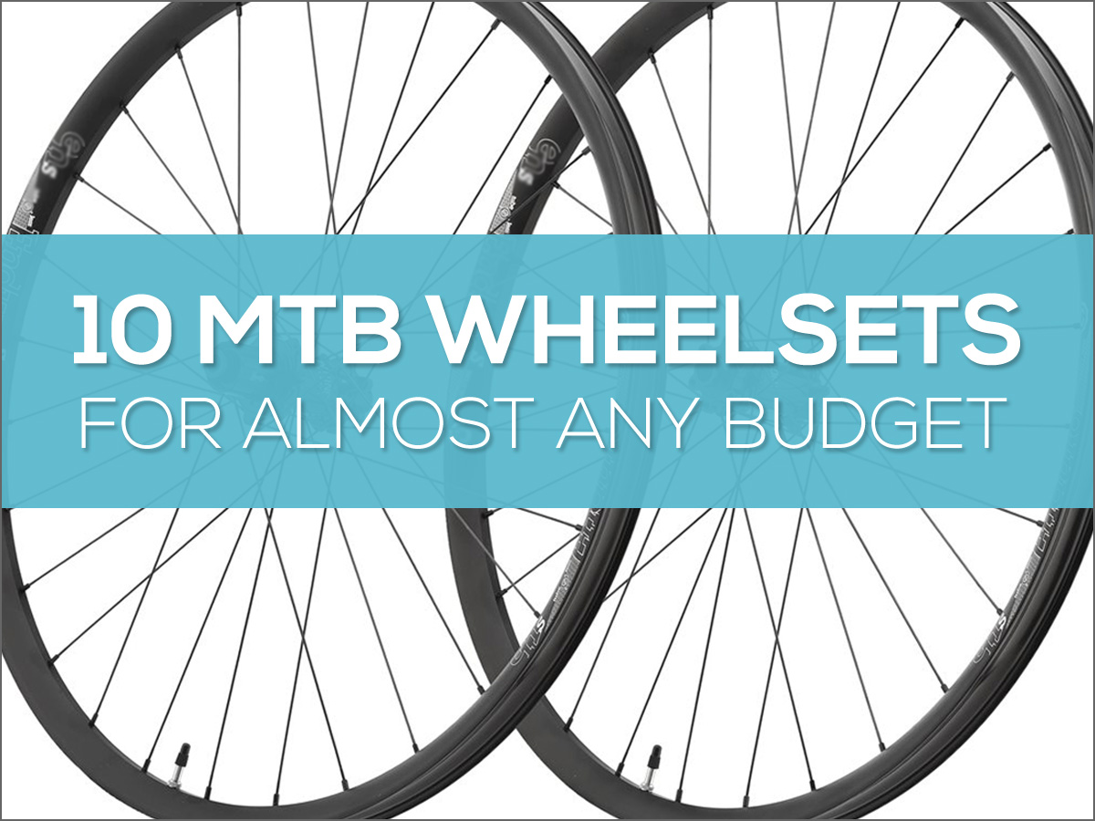 10 mountain bike wheelsets for almost any budget