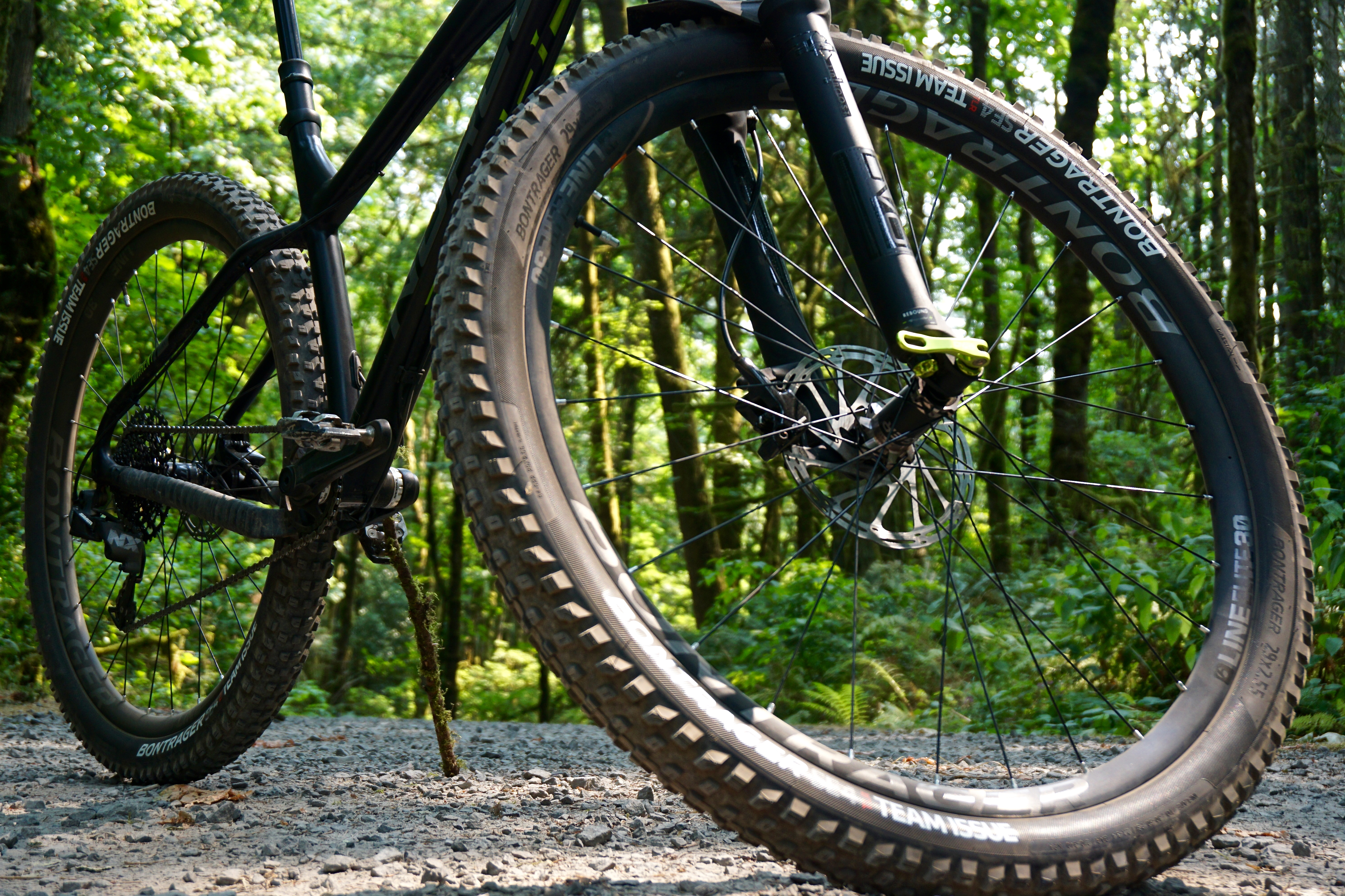 Bontrager Line Elite 30 Boost Wheelset Review - Singletracks