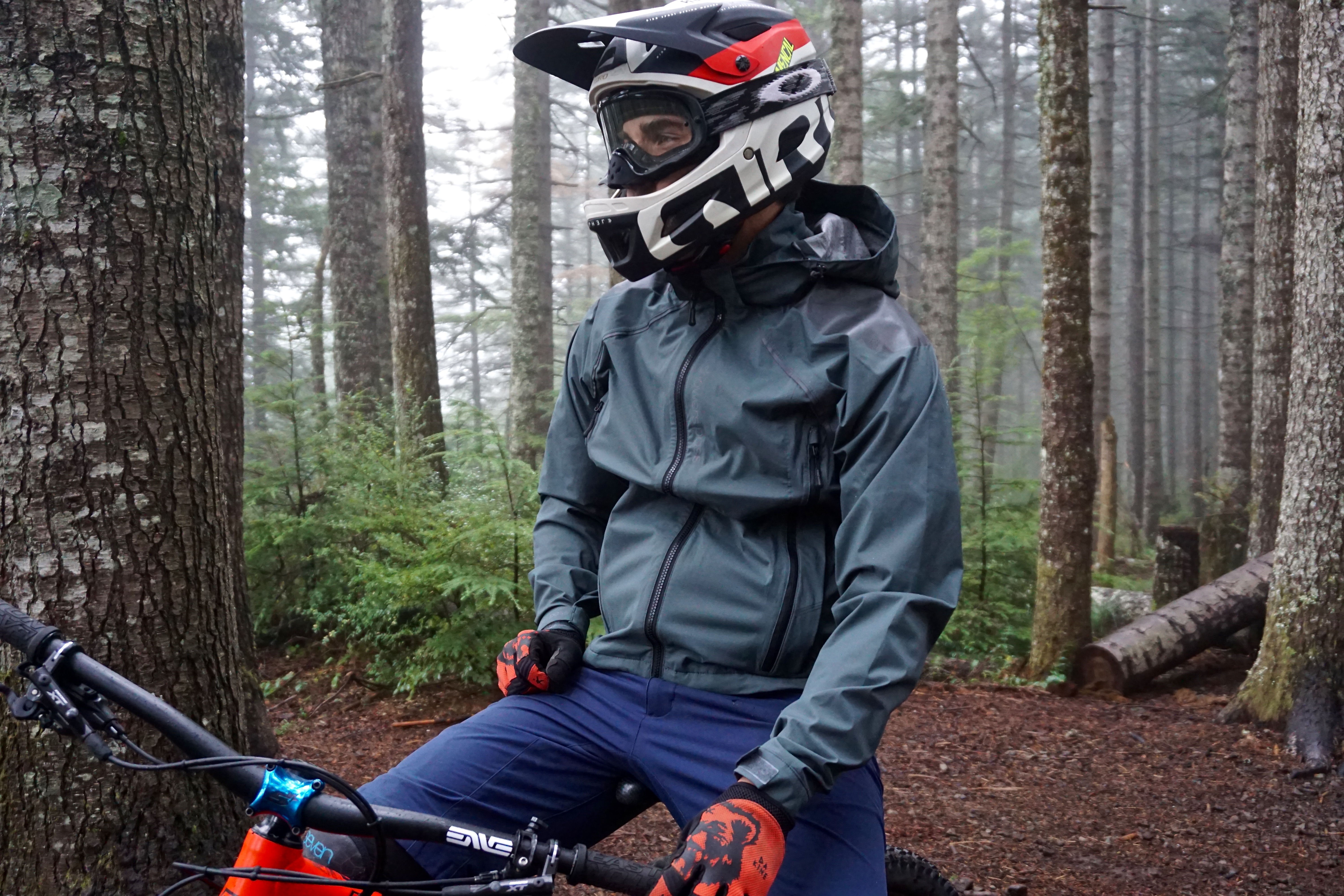 Bike freeride jacke