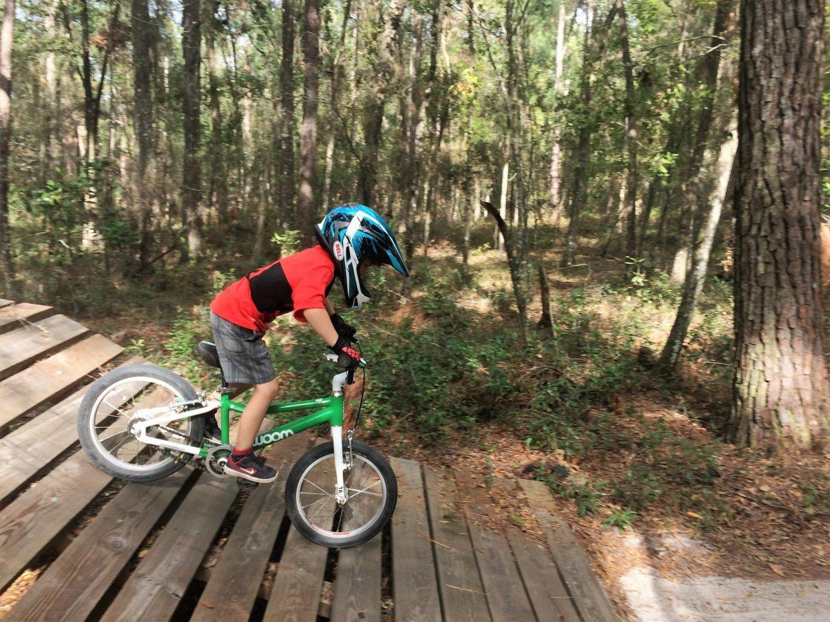 Escape Winter on Florida\'s Santos Trail System - Singletracks ...