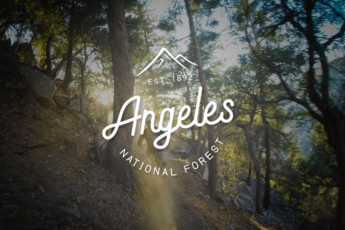 Angeles National Forest Mountain Bike Trails