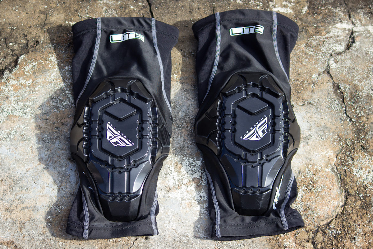 Fly Racing LITE CE ELBOW GUARDS X