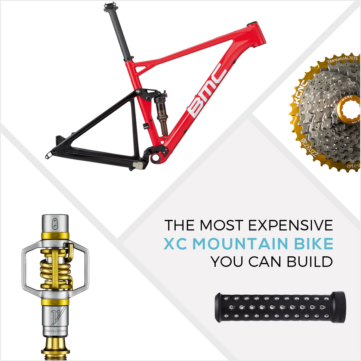 The Most Expensive XC Mountain Bike You Can Build