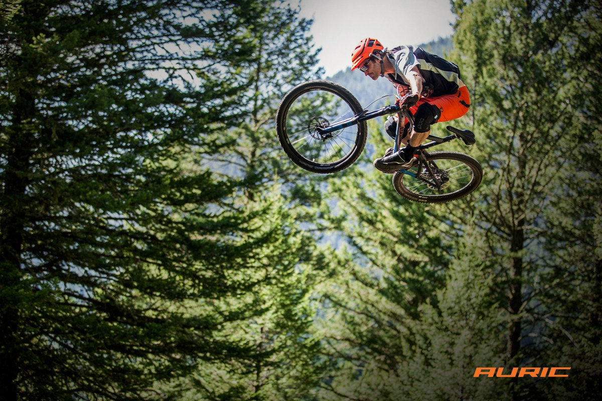The Fuji Brand Is Getting Serious About Enduro With a New Team and