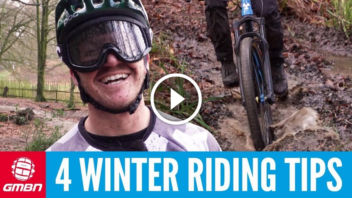Watch: 4 Tips To Help You Prepare for Winter Mountain Biking - Singletracks Mountain Bike News