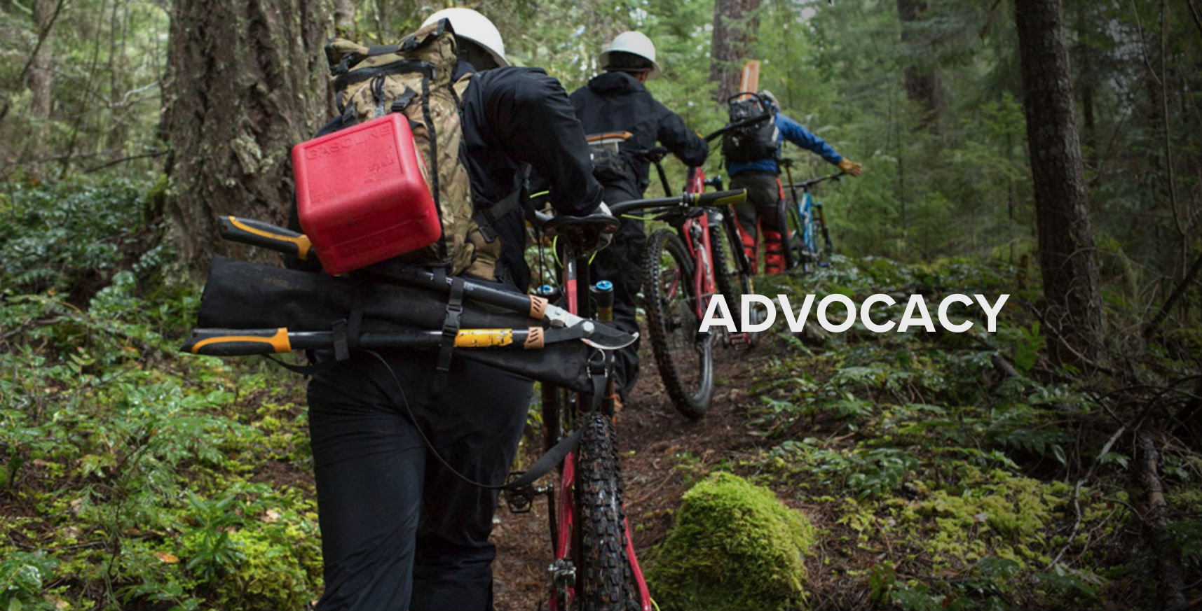 Santa Cruz Bicycles Endorses the STC as an Advocacy Organization