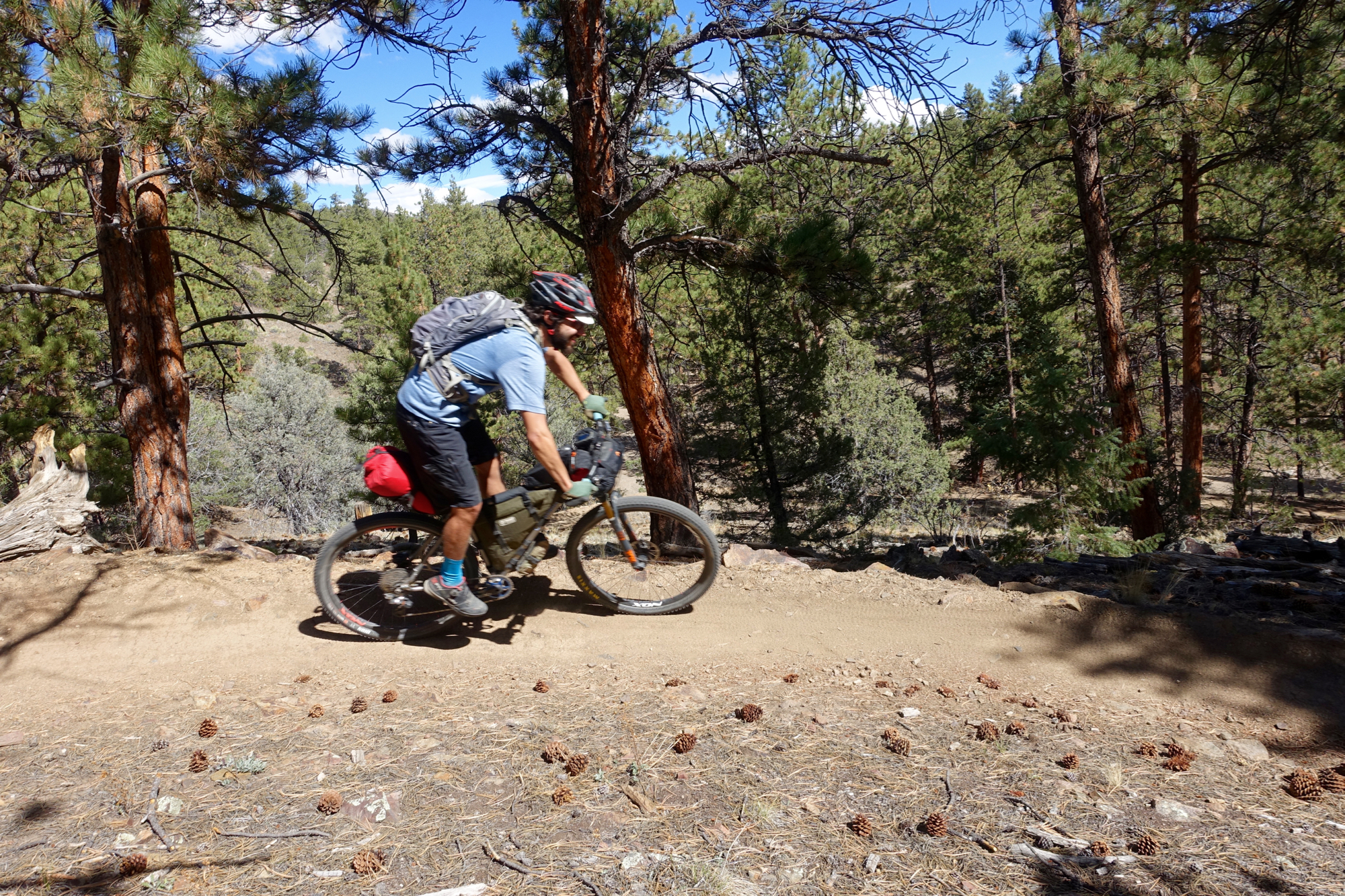 Opinion: Riding Isn't About Fitness, It's About Adventure