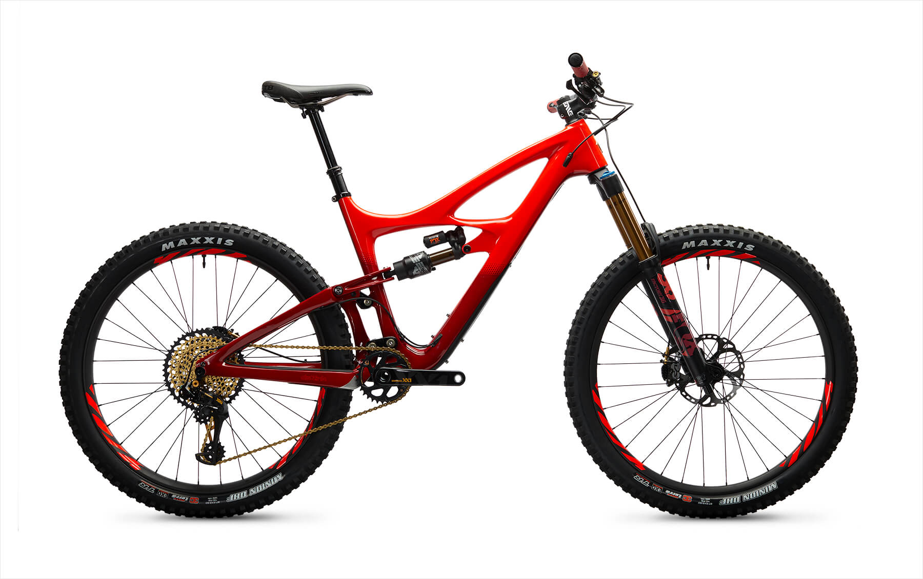 Ibis Mojo HD4 Womens Mountain Bike