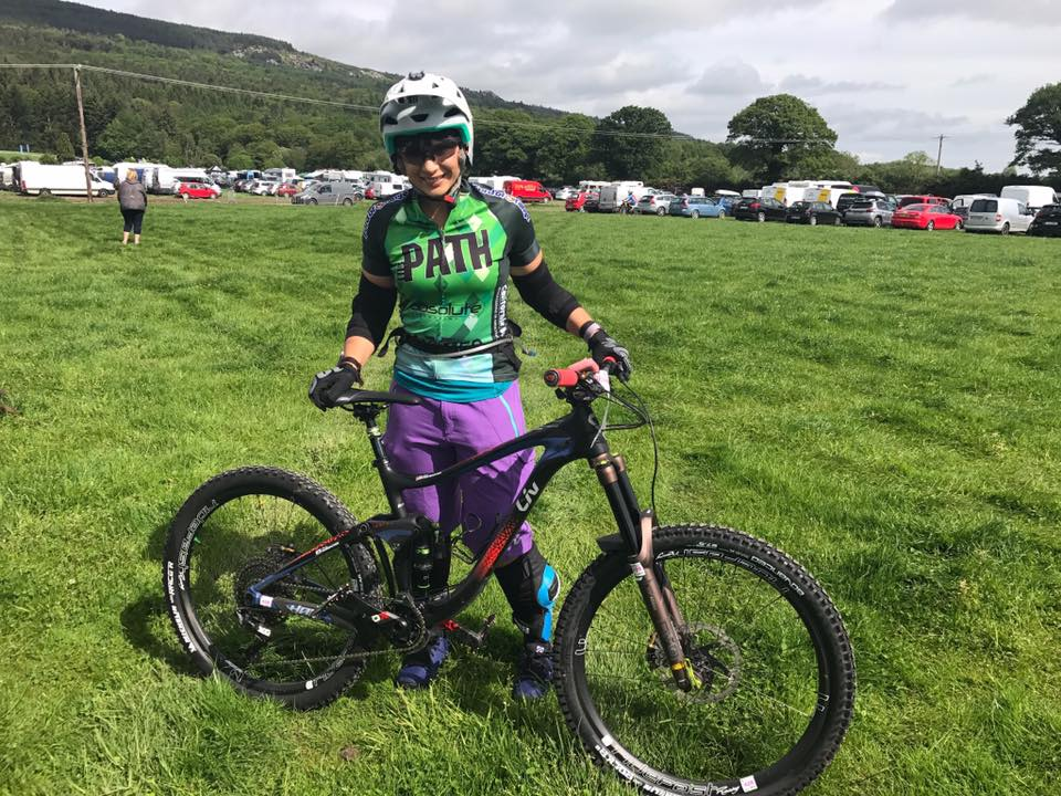 Liv Hail Advanced Womens Mountain Bike
