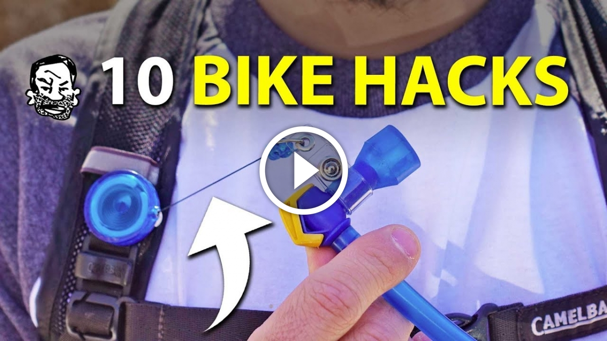 Watch: 10 New Bike Hacks to Kick off the Riding Season
