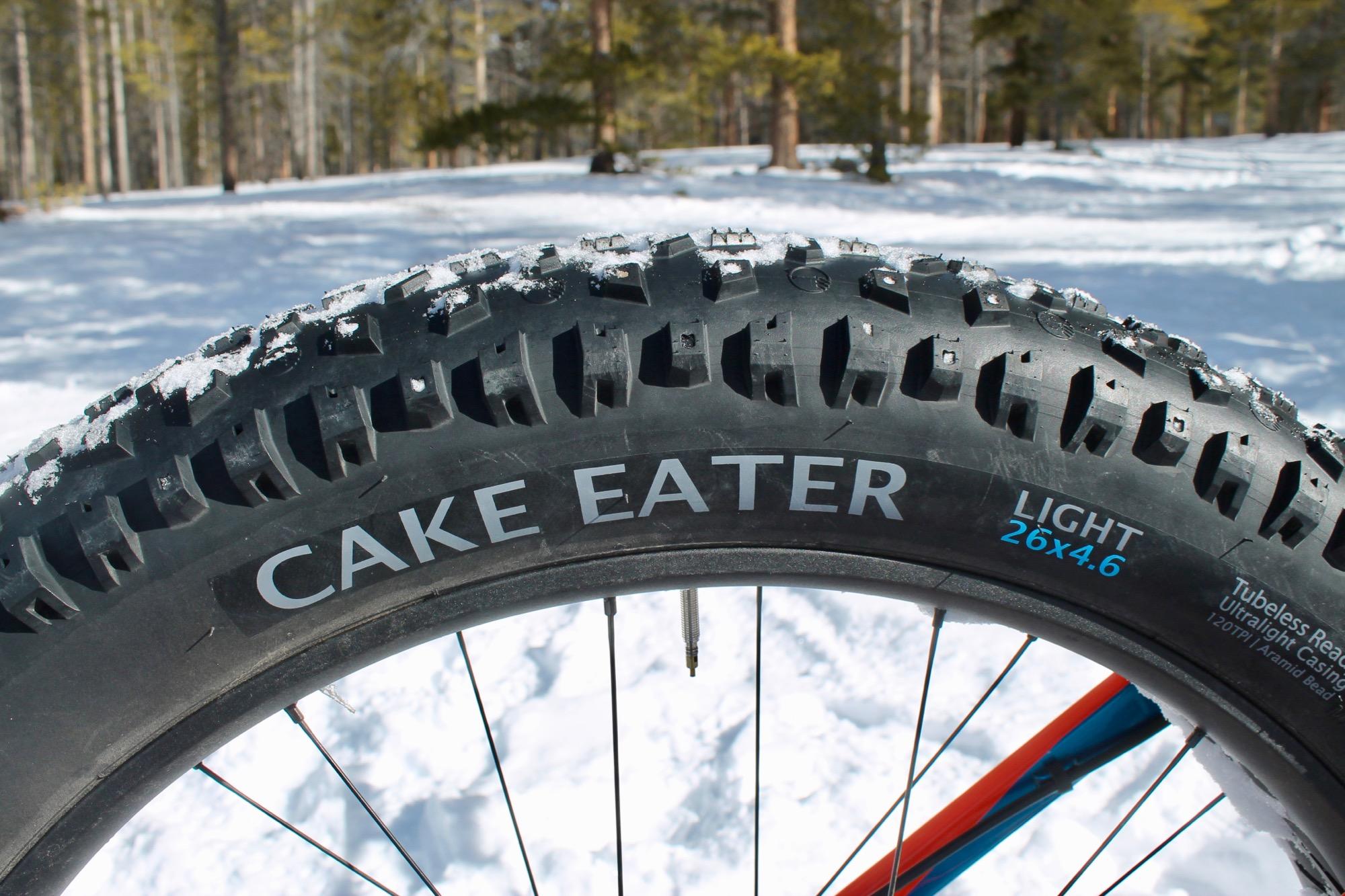 Terrene Cake Eater Light Stud 26x4.6 Fatbike Spike Reifen