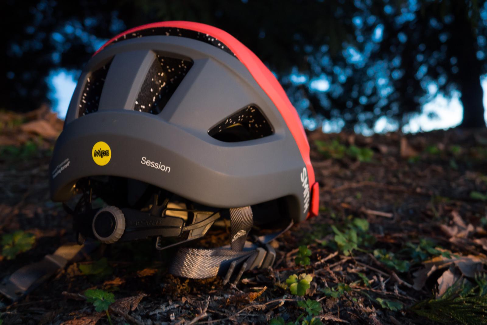 Smith Session Mountain Bike Helmet Review Singletracks